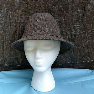 Adam Men's Fedora Hat.